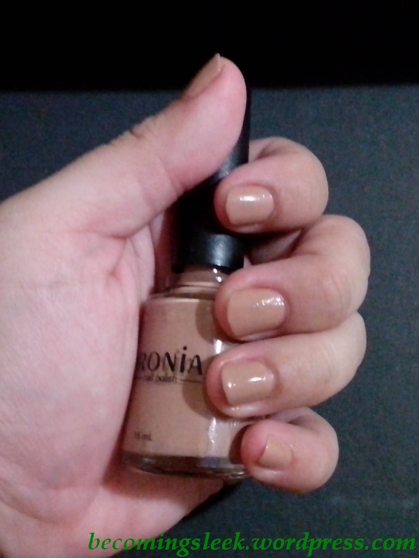 Caronia Is A Pretty Solid Polish Brand And I Have No Doubts That This Will Perform Well The Brush Formula Are Both Good Serviceable