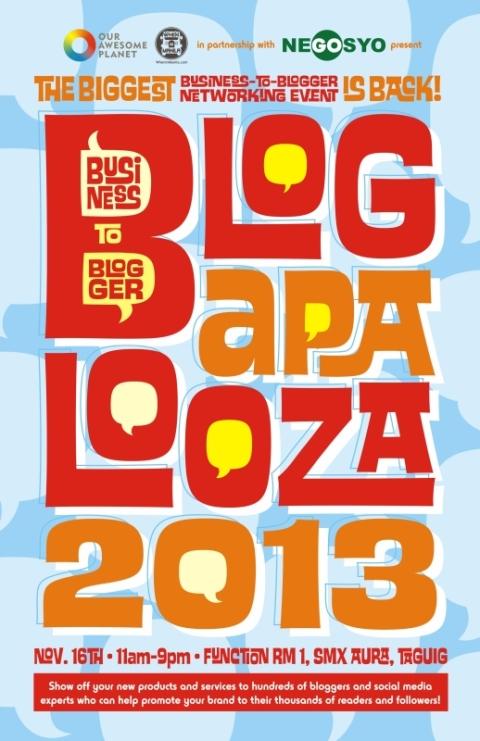 blogapalooza poster