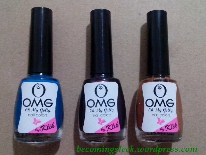Nails: OMG Happy Hour – Becoming Sleek