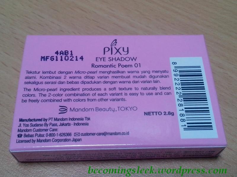 Pixy Eyeshadow Duo in Romantic Poem – Becoming Sleek