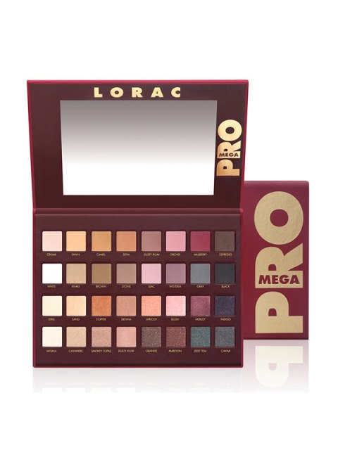 Image credits: Lorac Cosmetics